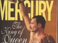 Mercury : The King of Queen