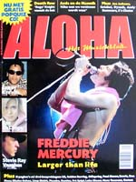Freddie Mercury magazyn okładka --013