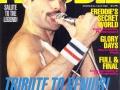 Freddie Mercury magazyn okładka --009