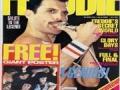 Freddie Mercury magazyn okładka --030