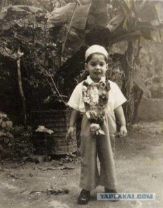 Czwarte urodziny Freddiego - rok 1950
