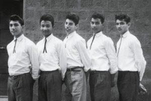 Freddie i zespół The Hectics - początek lat sześćdziesiątych