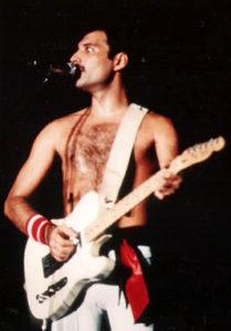 Freddie mercury 1984_tele