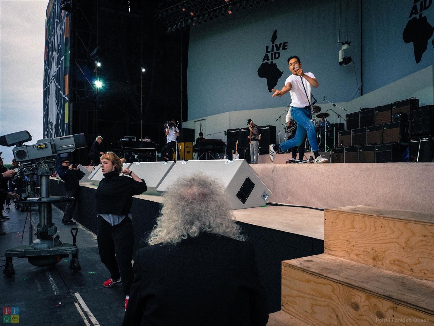 Scenografia Bohemian Rhapsody - 1