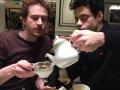 John i Freddie na herbatce