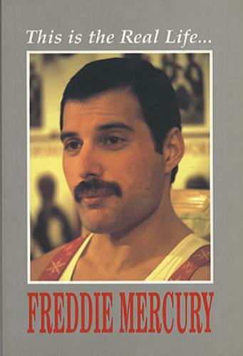 Freddie Mercury - This Is The Real Life...