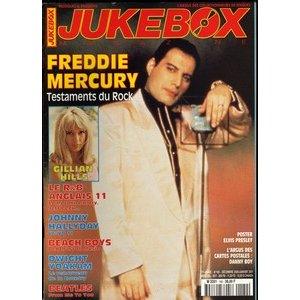 Freddie Mercury magazyn okładka --006