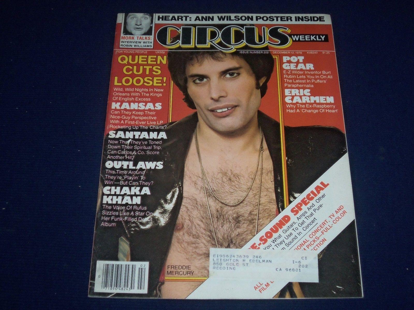 Freddie Mercury magazyn okładka --017