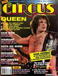 Freddie Mercury magazyn okładka --062