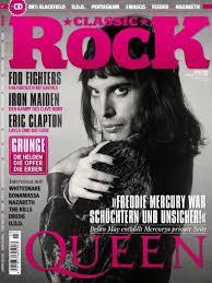Freddie Mercury magazyn okładka --064