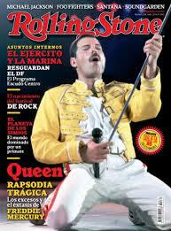 Freddie Mercury magazyn okładka --065