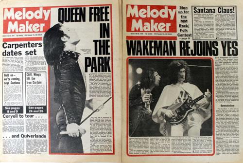 Freddie Mercury magazyn okładka --075