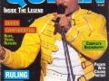 Freddie Mercury magazyn okładka --007
