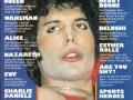 Freddie Mercury magazyn okładka --022