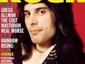 Freddie Mercury magazyn okładka --041