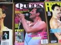 Freddie Mercury magazyn okładka --084