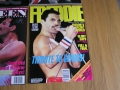 Freddie Mercury magazyn okładka --085
